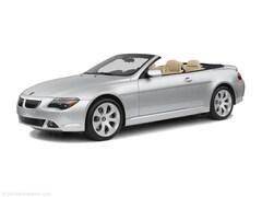 Used 2005 BMW 645Ci Convertible for sale near Sacramento at Shingle Springs Subaru