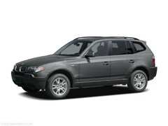 Pre-Owned 2005 BMW X3 3.0i SUV WBXPA93475WD08128 for sale in El Paso, TX