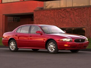 Used 2005 Buick Lesabre Limited Sedan 1G4HR54K35U183035 8062B in Osseo
