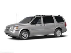 2005 Buick Terraza CXL Van Passenger Van 5GADV33L65D216205 for sale at Goeckner Bros., Inc. in Effingham, IL