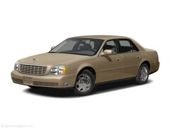 2005 CADILLAC DEVILLE Sedan SOLD AS IS