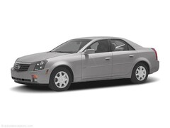 Used 2005 CADILLAC CTS Base w/1SB/1SC Sedan 8265P for Sale in Madison, WI, at Don Miller Dodge Chrysler Jeep RAM