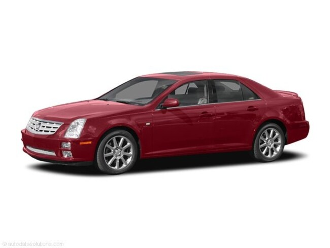 Used 2005 Cadillac STS For Sale at Gary Smith Ford Inc | VIN