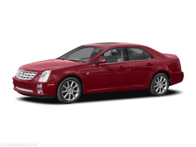 Used 2005 CADILLAC STS V8 Sedan for sale near Germantown, TN, near Southaven, MS