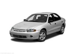 Used 2005 Chevrolet Cavalier Base Sedan for Sale in Monahans, TX