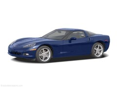 Used 2005 Chevrolet Corvette 2dr Cpe Coupe JMT25830C2 for sale in Topeka, KS
