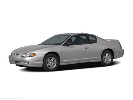 2005 Chevrolet Monte Carlo 2dr Cpe LS coupe