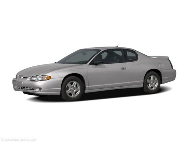 2005 Chevrolet Monte Carlo LS Coupe