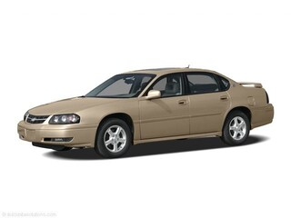 2005 Chevrolet Impala LS LS  Sedan