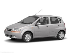 Used 2005 Chevrolet Aveo Special Value Hatchback in Fort Collins, CO