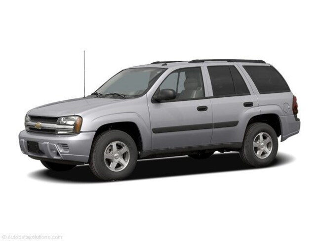 2005 Chevrolet TrailBlazer SUV