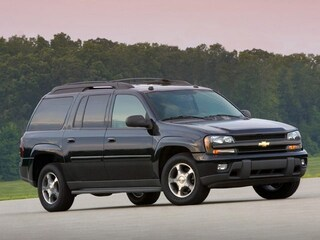 Used 2005 Chevrolet TrailBlazer EXT SUV for sale near you in Roanoke, VA
