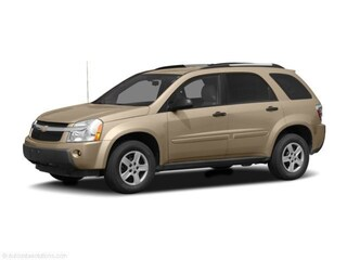 Used 2005 Chevrolet Equinox LS SUV 813948 in Johnstown, PA