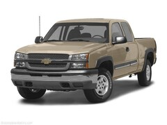 Used 2005 Chevrolet Silverado 1500 LS Ext Cab 143.5 WB Truck Extended Cab in Houston