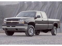 2005 Chevrolet Silverado 3500 Truck Extended Cab