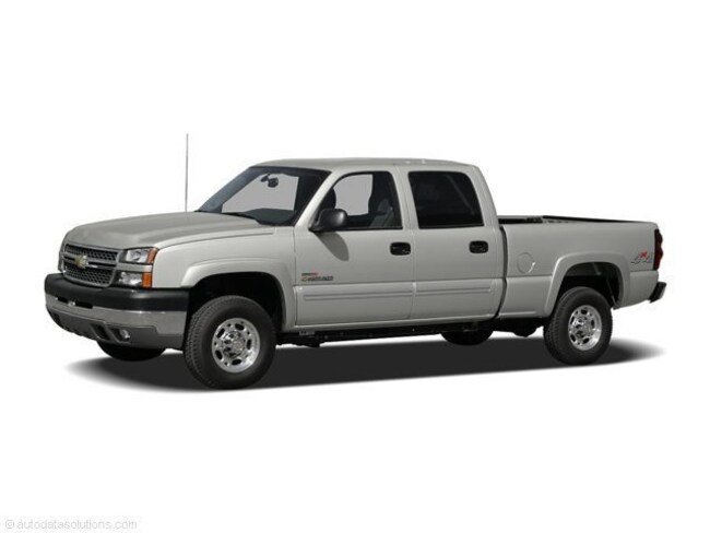 Used 2005 Chevrolet Silverado 3500 Truck Crew Cab For Sale Effingham, IL