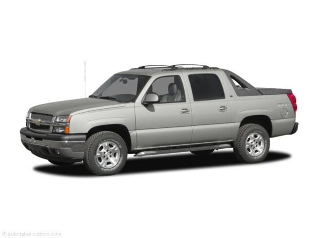 Used 2005 Chevrolet Avalanche 1500 Truck Crew Cab Ft Thomas