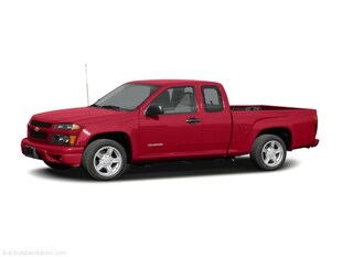 2005 Chevrolet Colorado LS Z85 Extended Cab Pickup