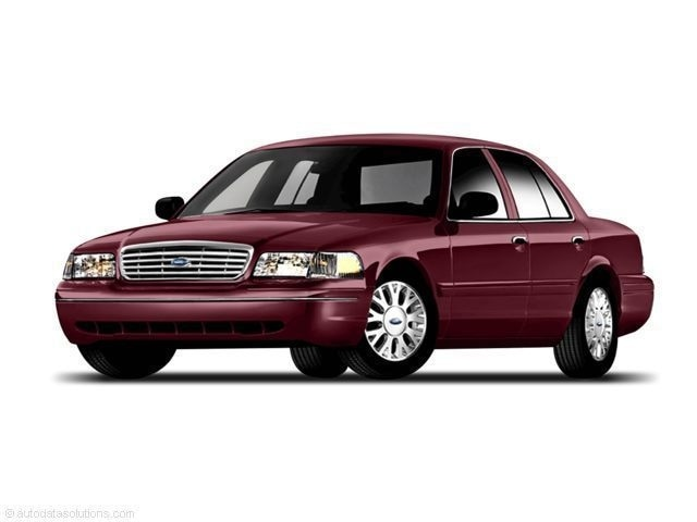 2005 Ford Crown Victoria Lxlx Spor Sedan