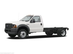Used 2005 Ford F-450SD Cab/Chassis Painesville