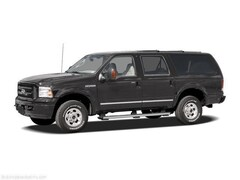 2005 Ford Excursion Limited Wagon
