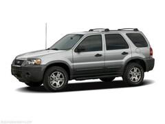 2005 Ford Escape 103 WB 2.3L XLS