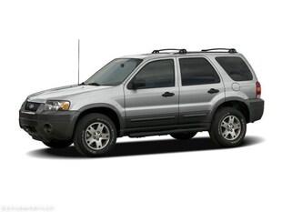 2005 Ford Escape XLS 103 WB 2.3L XLS