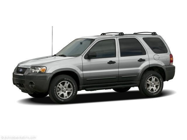Used 2005 Ford Escape XLT SUV Warrington
