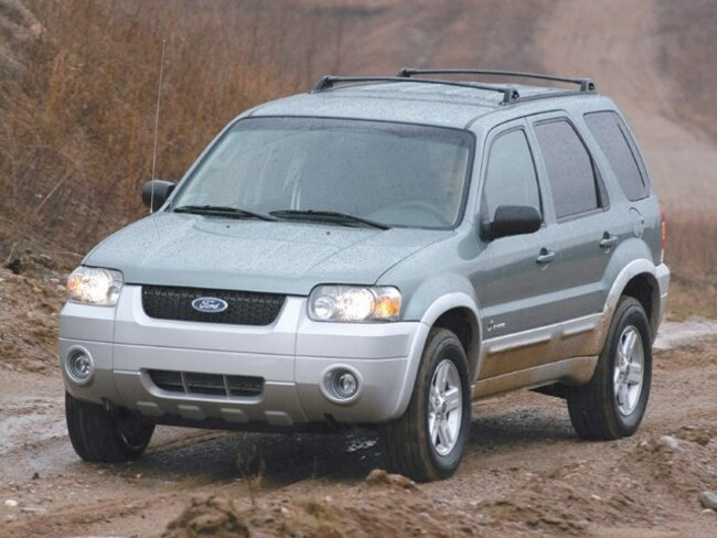 2005 Ford Escape Hybrid SUV