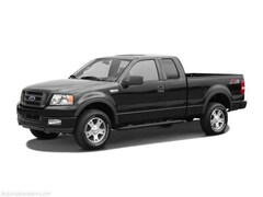 2005 Ford F-150 Burgandy Truck