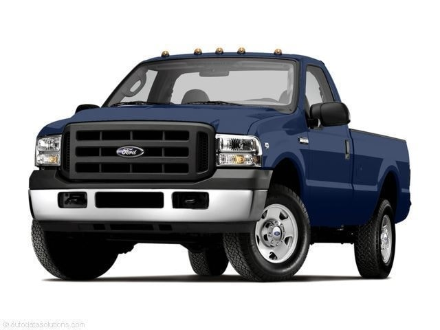 2005 Ford F-250 XL Long Bed Truck