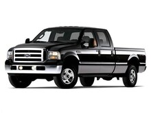 2005 Ford Super Duty F-250 Crew Cab Pickup