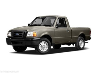 2005 Ford Ranger Truck Regular Cab
