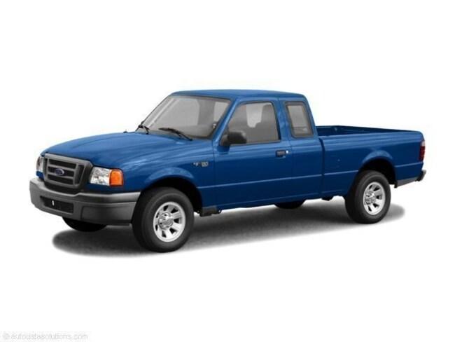 2005 Ford Ranger XLT 4WD  Extended Cab Short Bed Truck