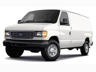 2005 Ford E-150 Cargo Van 1FTRE14W75HB14602