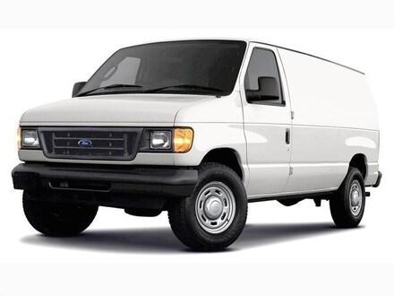 2005 Ford E-Series Cargo E 250 3dr Cargo Van Cargo Van
