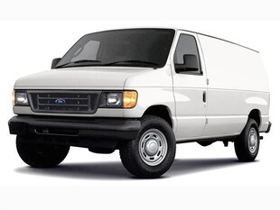 2005 Ford E-250 Commercial Cargo Van 1FTNS24L95HA37606