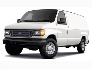 2005 Ford E-350 Super Duty E-350 Van Cargo Van