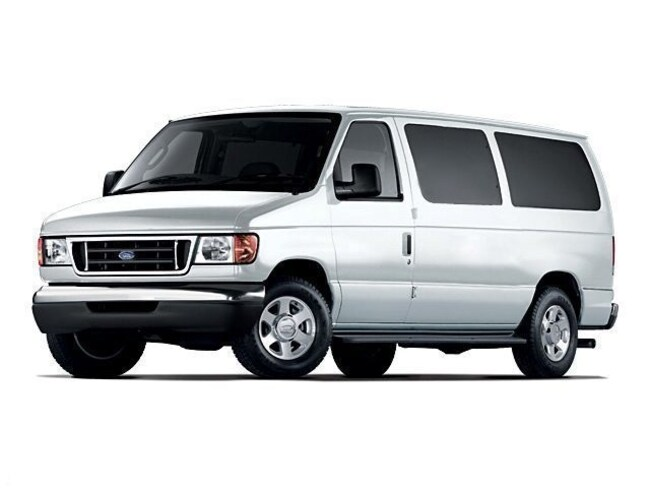 2005 Ford Econoline Wagon Pass Ext