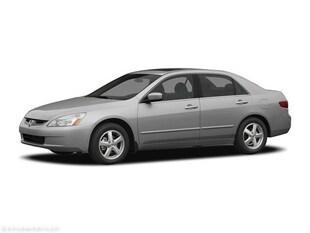 2005 Honda Accord Sdn LX Sedan