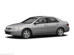 Used  2005 Honda Accord 2.4 LX Sedan UG710805 for sale in San Antonio, TX