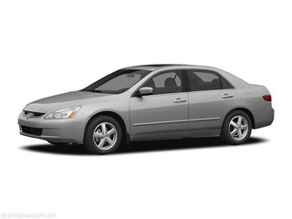 2005 Honda Accord 2.4 LX Sedan