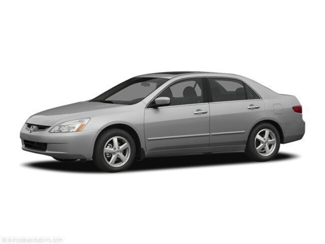 Certified Pre-owned 2005 Honda Accord LX Sedan for sale in Wheeling, WV near St. Clairsville OH