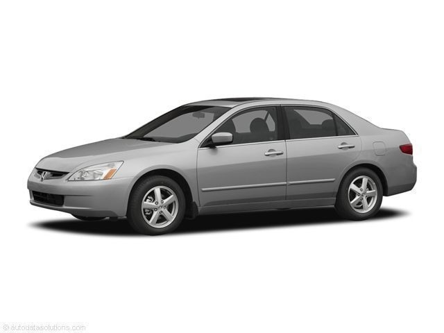 2005 Honda Accord 2.4 Sedan