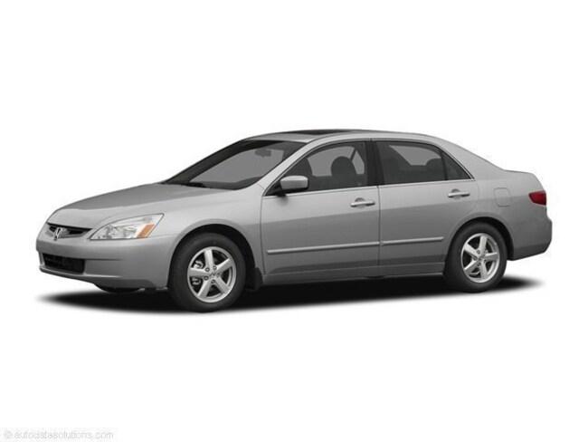 2005 Honda Accord 2.4 EX Sedan