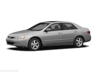 Pre-Owned 2005 Honda Accord EX-L Sedan 1HGCM56815A143974 For Sale in Macon, GA