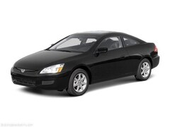 Used 2005 Honda Accord EX-L  AT Coupe for sale in Las Vegas