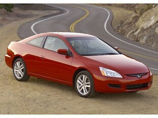 2005 Honda Accord Cpe LX SE Coupe