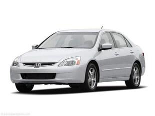 2005 Honda Accord Hybrid Sedan