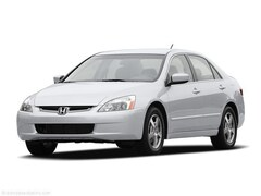 2005 Honda Accord IMA Sedan